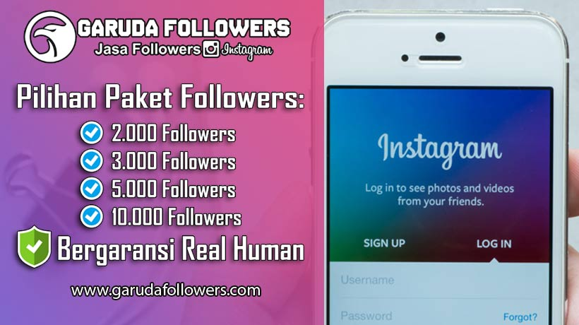 Beli Followers Instagram Real Human