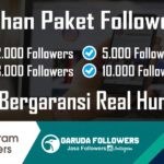 Cara Menambah Followers Aktif Di Instagram