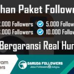 Jasa Follower Instagram Indonesia harga Murah