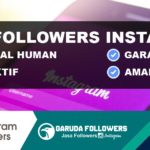 Jasa Jual Follower Instagram Aktif Murah