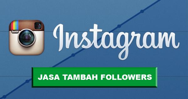 Jasa Jual Followers Instagram Terpercaya dan Profesional?