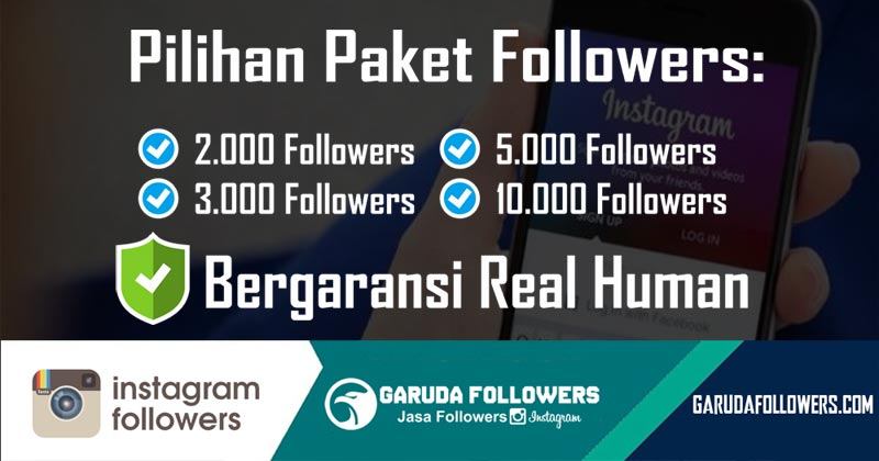Jasa Tambah Follower Instagram Murah