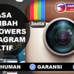 Jasa Tambah Follower Instagram Real Human Indonesia
