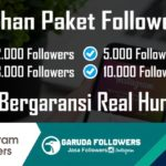 Jasa menambah followers Instagram aktif