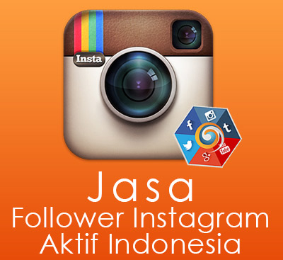 Jasa tambah followers instagram aktif terpercaya