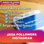 Jual Akun Instagram 10.000 Followers Aktif Real Human murah
