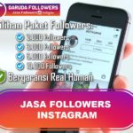 Jual Followers Instagram MURAH AKTIF