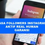 Jual Followers Instagram Real Human Indonesia