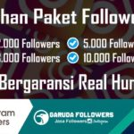 Jual Jasa Followers Instagram Aktif