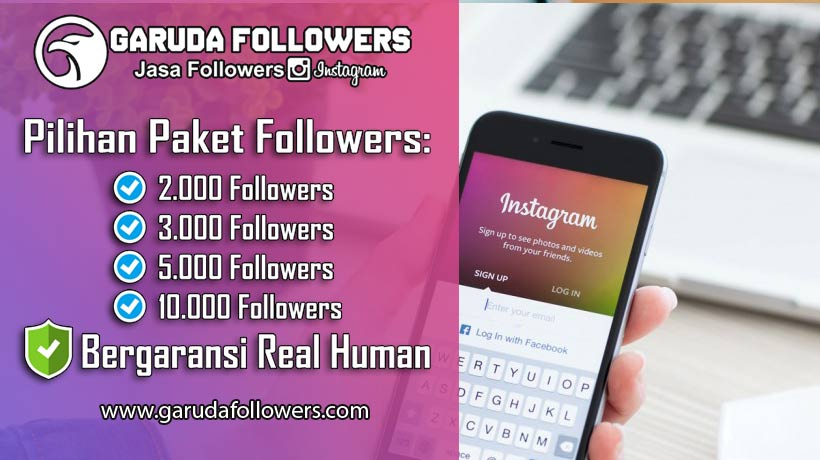 Tambah Followers Instagram