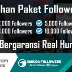 Tips Agar Followers Ig Banyak