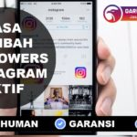 Tips banyak followers di Instagram dengan beli followers