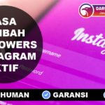 jasa followers real human aktif
