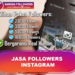 jual akun Instagram real followers MURAH